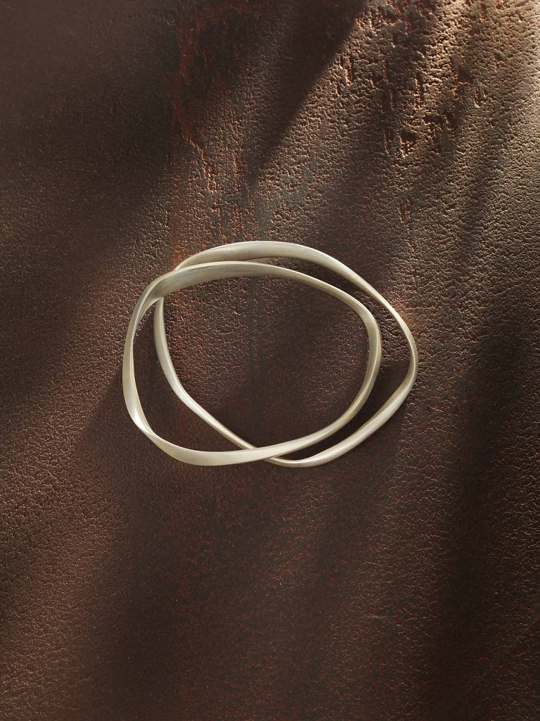 © Valérie Sloan, bracelets aléas